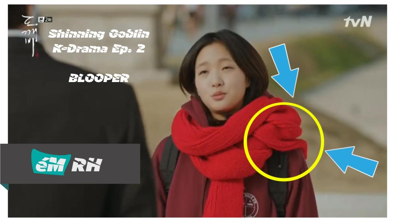 Download KEANEHAN DALAM DRAMA / KESALAHAN DALAM DRAMA KOREA GOBLIN THE LONELY AND GREAT GOD EPISODE 2 #2