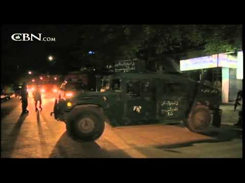 Fourteen Dead in Taliban Attack on Kabul Hotel