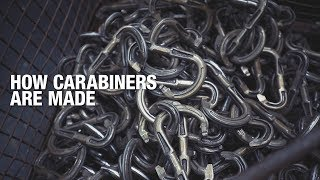 How Carabiners Are Made - With DMM | Ellis Brigham