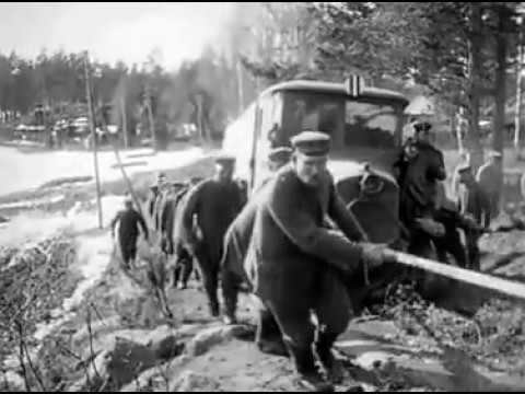 Deutsche Hilfe für Finnland - 1918