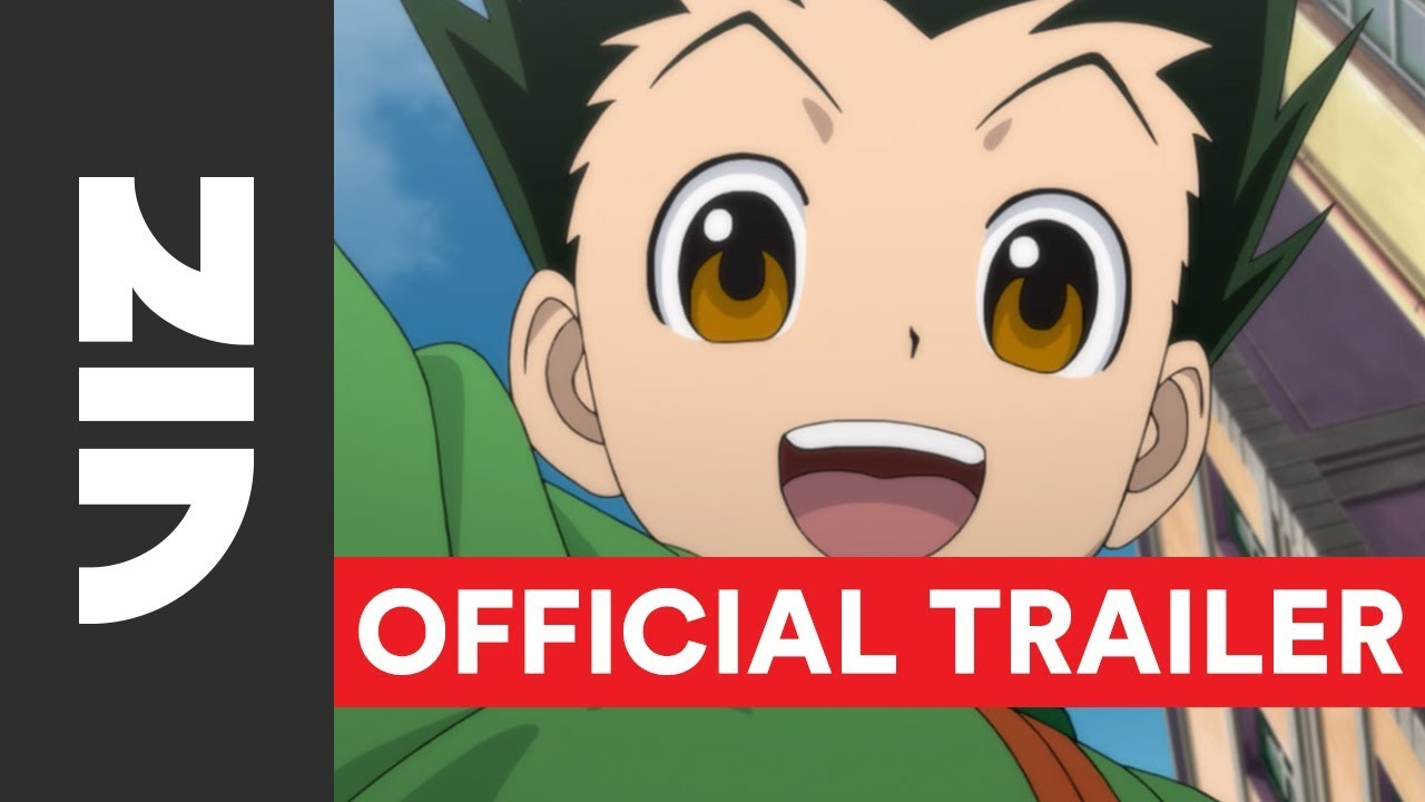 Download Hunter x Hunter: The Last Mission - Official Theatrical Trailer