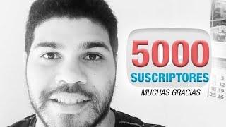 Especial 5000 Suscriptores:  5 Consejos Para Crecer Como Barbero