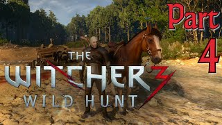 The Witcher 3 Full Gameplay in 60fps/1080p, Part 4: Into the White Orchard (Let's Play)