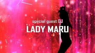 "BITCHISALIVE - PROMO 21.02.2014 ""CHINESE NEW YEAR"" SPECIAL GUEST LADY MARU"
