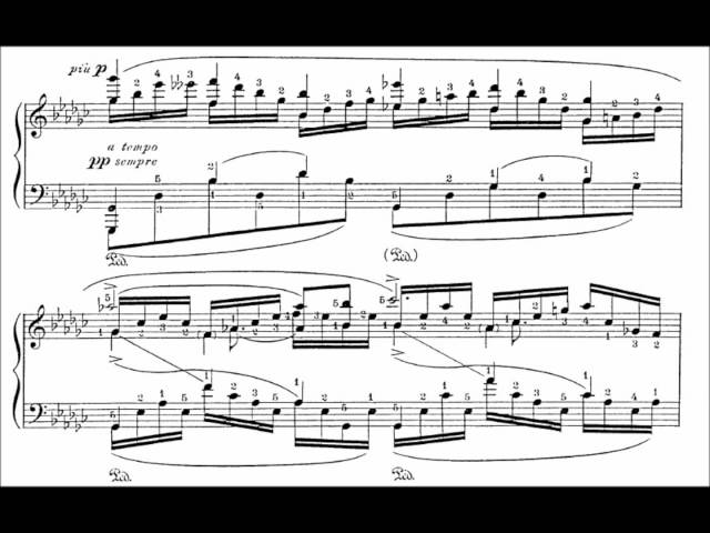 Saint-Saëns-Godowsky: Le Cygne [The Swan] (for Piano only