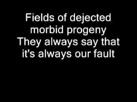 Slipknot- New abortion lyrics