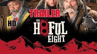 Video THE HATEFUL EIGHT | Official Trailer 2015 | Morgan Freeman | HD download MP3, 3GP, MP4, WEBM, AVI, FLV September 2018