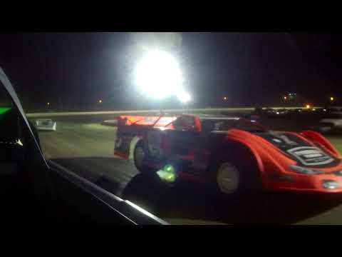 8/18/2017 Black Hills Speedway main event in car (rear)