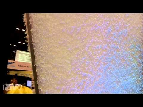 InfoComm 2013: Drape Kings Introduces Silicon Edge Modular Graphic System