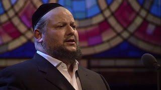 Cantor Yitzchak Meir Helfgot with Itzhak Perlman - A Yidishe Mame