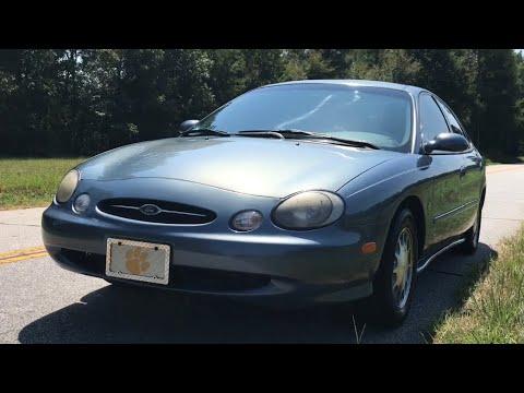 My 1999 Ford Taurus SE