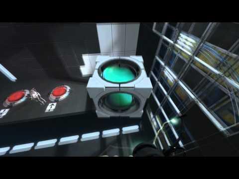 Portal 2 Co-op Walkthrough w/ Rawry - Part 1