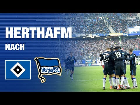 HERTHAFM NACH HSV - TOR LAZARO KALOU - Hertha BSC - Berlin - 2018 #hahohe