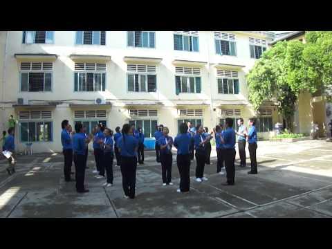 MHCD Ta Ra Trận Hôm Nay F17 2011 - Góc dưới sân