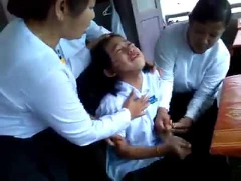 ေမာ္လၿမိဳင္အမွတ္(၈)ေက်ာင္သူေလးအား သရဲ၀င္ပူး (Young girl possessed by ghost in Mawlamyine): ဥကၠကိုကို