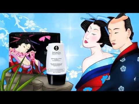 Shunga Erotic Art – Rain of Love cream