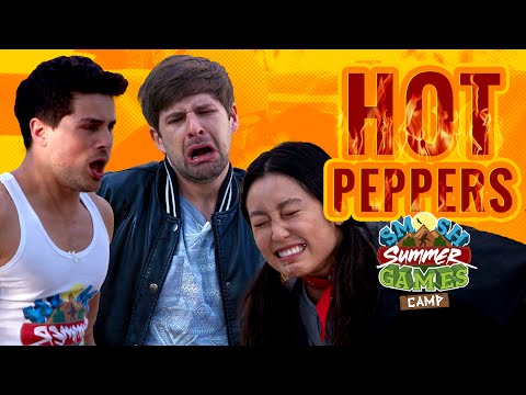 HOT PEPPER TALENT SHOW (Smosh Summer Games)