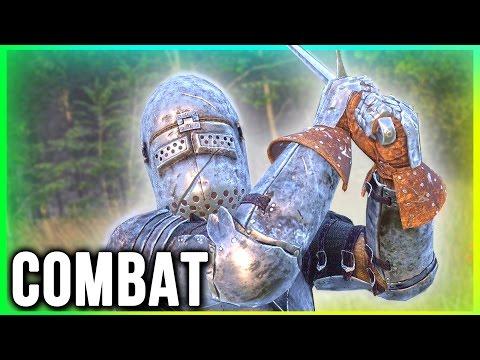 Kingdom Come: Deliverance – COMBAT Gameplay Tutorial (Sword Fight)