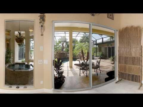 4/3 Courtyard Pool Home - custom pool w/large gulf access canal