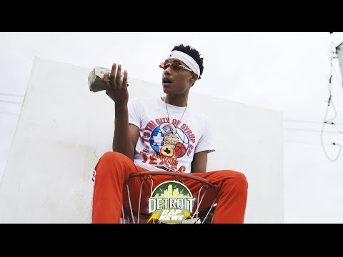 "Skilla Baby – ""King James"" DetroitRapNews Exclusive (Official Video)"