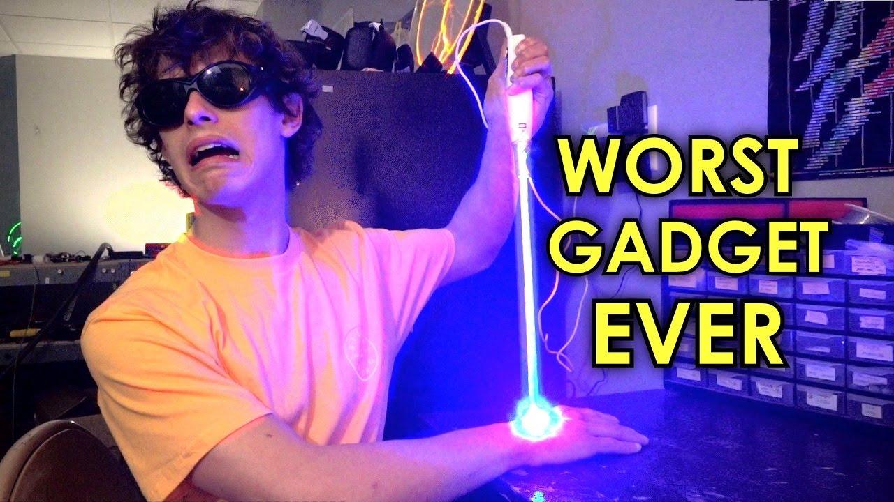 "Testing dangerous DIY ""medical"" lasers from eBay"