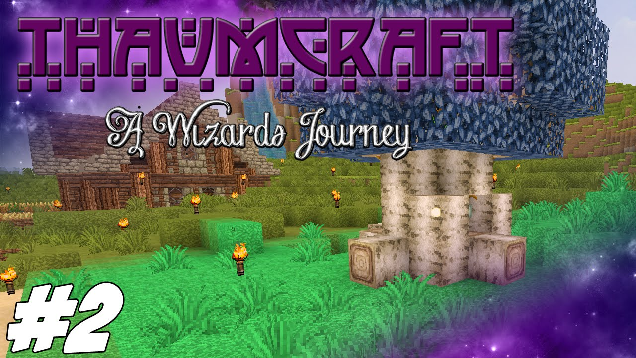 Thaumcraft 4 2 1 7 10 A Wizards Journey Nodes Robes Research 2