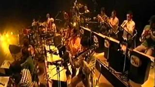 Nettai Tropical Jazz Big Band isled by Carlos Kanno who is leader o...
