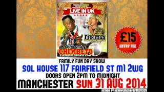 SULUMANI CHIMBETU UK ALBUM LAUNCH FEATURING FREEMAN OFFICIAL UK TOUR VIDEO PROMO