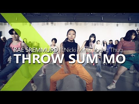 Rae Sremmurd - Throw Sum Mo ft. Nicki Minaj, Young Thug /  LIGI Choreography .