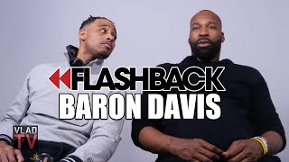 Baron Davis on Playing 1-On-1 with Kobe Bryant: He Played Bully Ball to Win (Flashback)