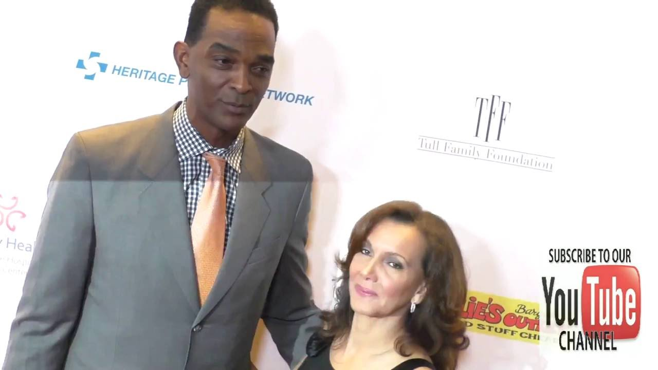 Ralph Sampson at the 16th Annual Harold & Carole Pump Foundation