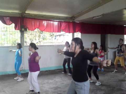 The Latin American Danz (Zumba)