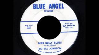 Beer Belly Blues By Big Bill Johnson.wmv