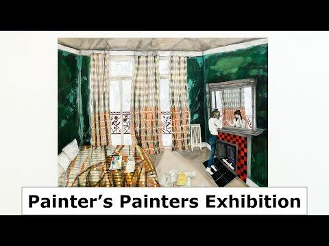Raffi Kalenderian Gallery - Painter's Painters ex - Saatchi Gallery - London - December 2016