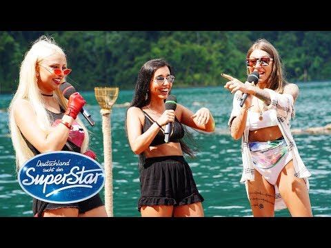"DSDS 2019  Gruppe 05  Jessica Martins Toni Jessica mit ""One Kiss"" von Calvin Harris ft Dua Lipa"