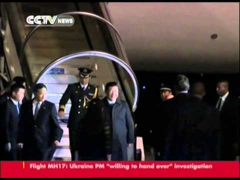 Chinese President Xi Jinping visits Cuba