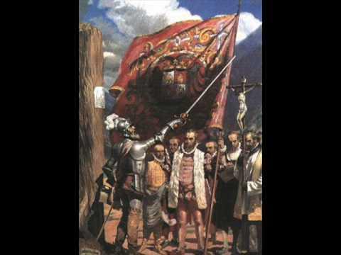 Pizarro erobert das Inkareich (1532)