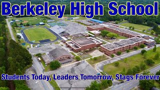 Berkeley High School 2020  |  Students Today, Leaders Tomorrow, Stags Forever