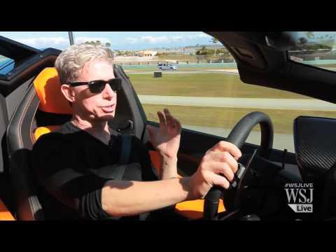Lamborghini Aventador Roadster - Dan Neil Review