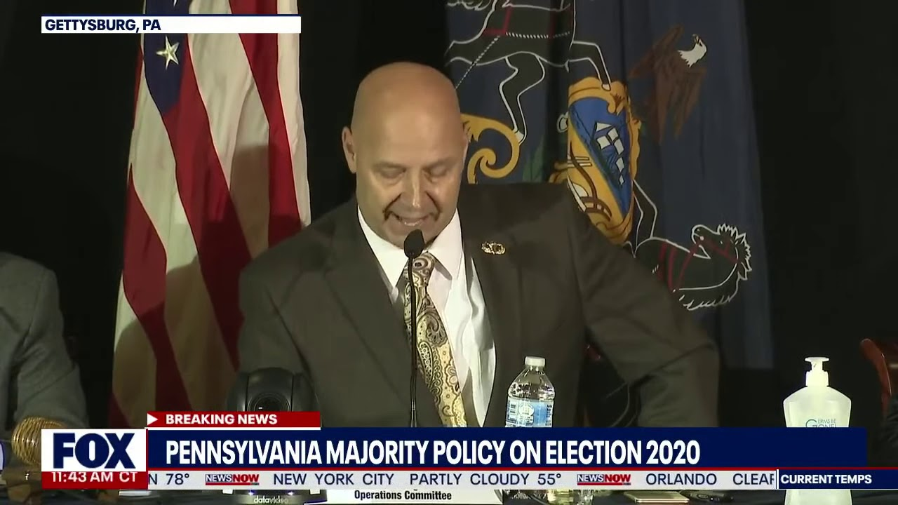 """TRUMP WILL WIN"" President Trump Legal Team Hearing On Pennsylvania Ballots | NewsNOW From"