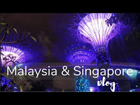 Malaysia and Singapore Vlog | Travel with Me