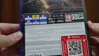 Unboxing Call Of Duty : Black Ops 4 | انبوكسنق بلاك اوبس ٤
