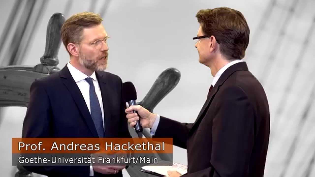 Prof Andreas Hackethal Das Sind Die Größten Fehler Bei Der