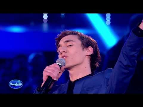 Mathieu: J'suis Snob - Top 4 - NOUVELLE STAR 2014