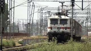 This train thrashed my cam badly....!!!!  12171 LTT HW AC on disasters speed..!