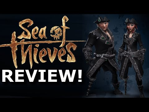 Sea of Thieves Review! COOL But BORING? (Xbox One/PC)
