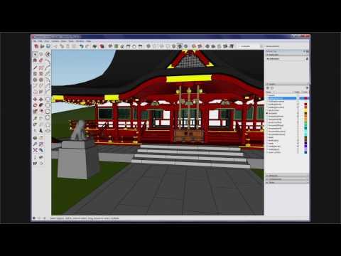 (Visual;Conference 2017) 14 - Environmental Design Using 3D Software