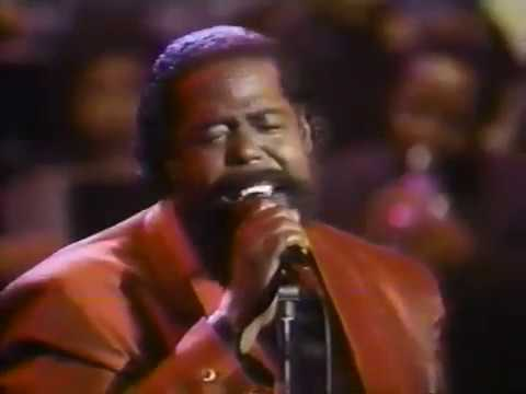 Barry White - Put Me In Your Mix - Arsenio (early 90s)
