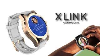 BLU Vivo X Link smartwatch