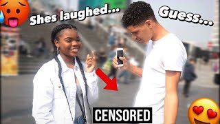 """GUESS MY SIZE """"RIGHT""""👀 AND I'll SHOW YOU🤭(Public Interview)Ft Reubz4k"""